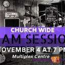 Church Wide Jam Session