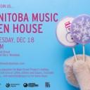 Manitoba Music Open House
