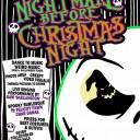 Nightmare Before Xmas Tribute Night