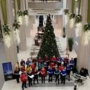 Christmas Choir Performance