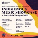 Festival du Voyageur | Indigenous Music Showcase