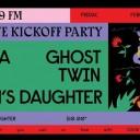 CKUW Fundrive Kickoff Party