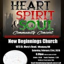 Heart, Spirit and Soul | 39th Annual Community Gospel Concert