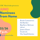 JUNO Nominees from Home