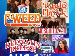 Manitoba Indigenous Music Weekend | Legend Night