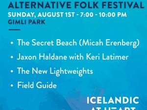 Islendingadagurinn Alternative Folk Festival