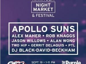 Manitoba Night Market Festival