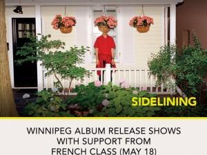 'Sidelining' Album Release