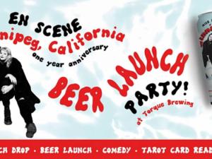 """""""Winnipeg, California"""" Beer Launch Party"""