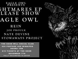 Nightmares EP Release Show