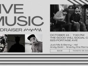 Live Music Fundraiser