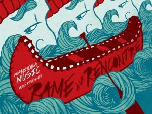 Rame à la rencontre de l'industrie de la musique francophone au Festival du Voyageur