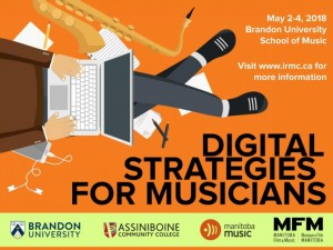 Digital Strategies for Musicians - Brandon University
