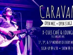 CaRaVaN Open Mic & Stage