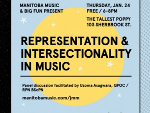 Representation & Intersectionality in Music