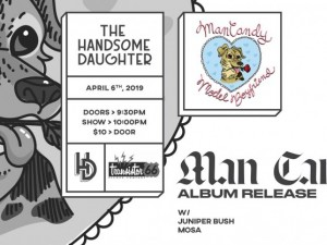 Man Candy Album Release