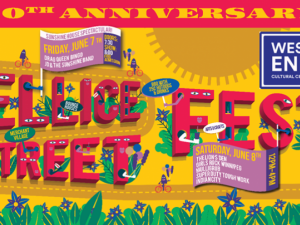 The 20th Annual Ellice Street Festival