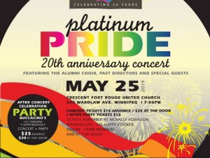 Platinum Pride: RHP's 20th Anniversary Concert & After Party