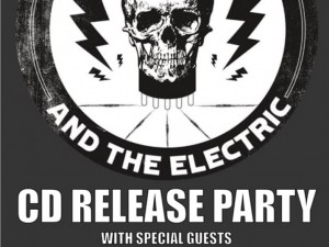 Ronnie Ladobruk and the Electric Album Release