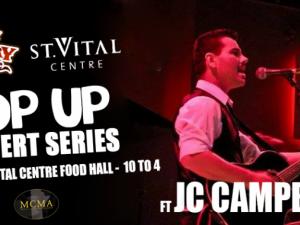Pop Up Concert Series