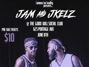 Jam & J Kelz Album Release