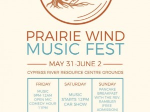Prairie Wind Music Fest