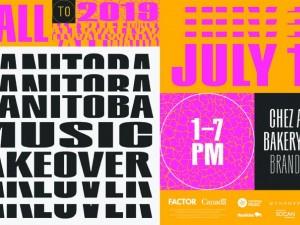 Manitoba Music Takeover in Brandon: Social Media, Branding, and Fan-Engagement in Music & Art