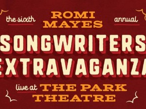 6th Annual Romi Mayes Songwriters Extravaganza!