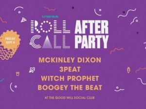 UWSA Roll Call Afterparty