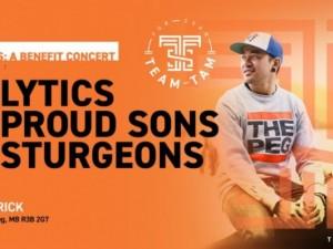 Shenanagins: A Benefit Concert for Sean Tam