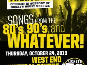 Band Together - Fundraiser for the Jocelyn House Foundation