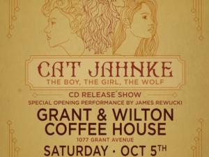 Cat Jahnke Album Release
