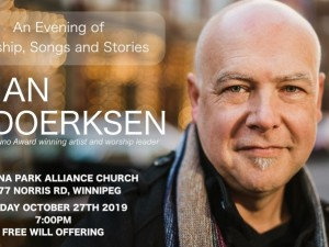 An Evening of Worship, Songs and Stories