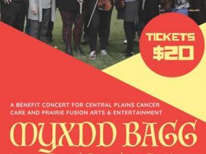 Benefit Concert for Central Plains Cancer Care and Prairie Fusion Arts & Entertainment