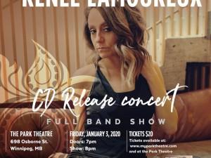 Renee Lamoureux CD Release