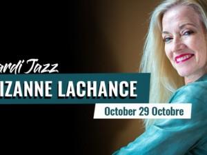 Mardi Jazz: Lizanne Lachance