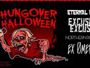 Hungover Halloween Rock Show