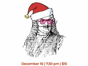 I'll Be Bach for Christmas