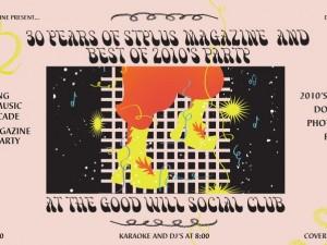 Stylus Magazine 30 Year Anniversary Party x Best of 2010s