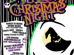 Nightmare Before Xmas Tribute Night