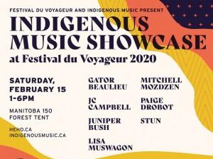 Festival du Voyageur | Indigenous Music Showcase