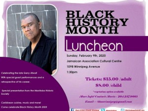 Black History Month Luncheon