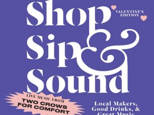 Shop, Sip & Sound Market + MMMerch Fair
