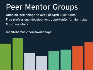 Monitor Mix: Peer Mentor Groups