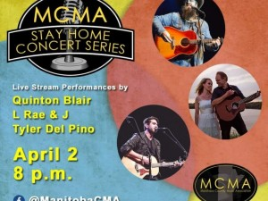 MCMA Stay Home Concert Series