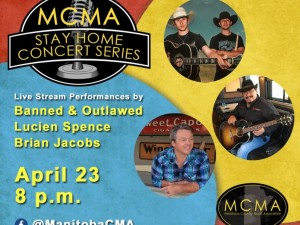 Manitoba Country Music Association: Stay Home Concert Series