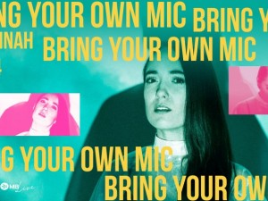 Bring Your Own Mic Livestream Concert Series