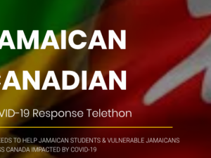Jamaican Canadian COVID-19 Response Telethon