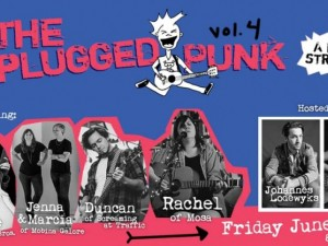 The Unplugged Punk Vol. 4