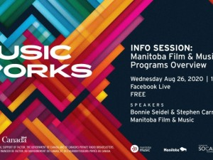 Info Session: Manitoba Film & Music Programs Overview